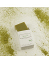 savon-a-froid-bio-matcha-antioxydant-the-vegan-ethique-artisanal-surgras-soin-corps-visage-mains-propre-microbes